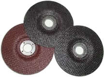 Fibreglass Blacking discs