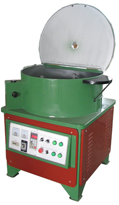 manual spin casting machine