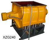 240L tub vibratory finishing machine